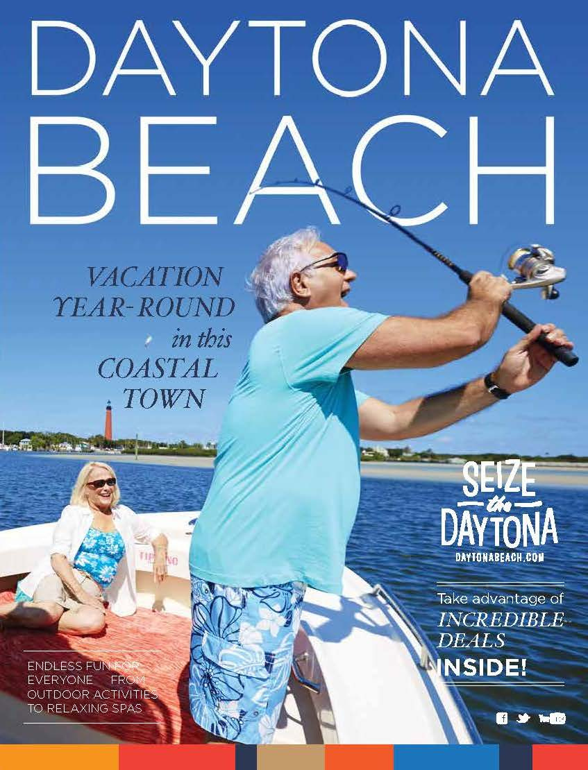 Daytona Area Convention & Visitors Bureau — Seize the Daytona Campaign